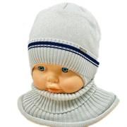 LAMIR комплект MU 20/2 шапка на хлопке + манишка (р.46-48)