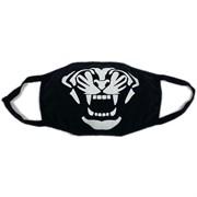 маска на лицо (трикотажная двухслойная) рисунок-тигр
