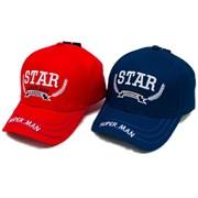 бейсболка  STAR (р.52-54)