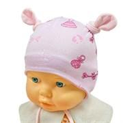 Milli модель BABY  шапка одинарный трикотаж (р.40-42)