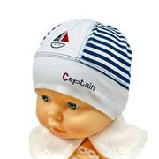 MARIKA шапка MWJ-1369 одинарный трикотаж (р.42)