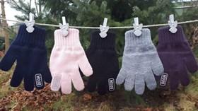 margot перчатки BOOM REFLEX одинарная вязка (размер 15)