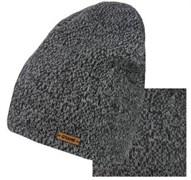 GRANS комплект K 538 ACR шапка вязаная, подклад хлопок + снуд (р.52-54)