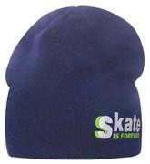 GRANS шапка K 534 вязаная, подклад хлопок (р.52-54)