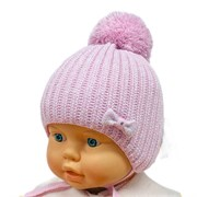 GRANS мод. A 926 ST шапка с утеплителем, подклад хлопок (р.38-40)