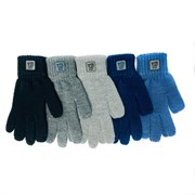 Теплыши перчатки TG-512 одинарная вязка (размер 15)