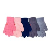 Теплыши перчатки TG-439 одинарная вязка (размер 14)