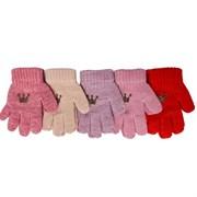 Теплыши перчатки TG-412 одинарная вязка (р.13/3-4 года)