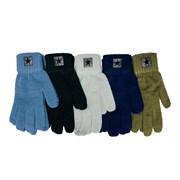Теплыши перчатки TG-091 одинарная вязка (размер 15)