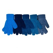 Теплыши перчатки TG-078 одинарная вязка (размер 14)