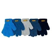 Теплыши перчатки TG-097 одинарная вязка (р.13/3-4 года)