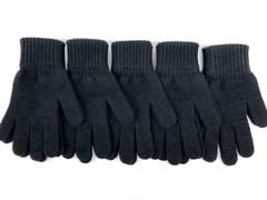 Теплыши перчатки TG-056 одинарная вязка (размер 17)