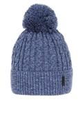 AGBO шапка 3077 Pasat вязаная, подклад флис (р.52-54)