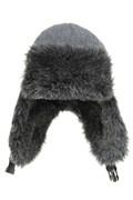 AGBO шапка 3160 Jarek вязаная, подклад флис (р.52-54)