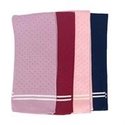 LAMIR шарф 1232 вязаный (р.126*14)