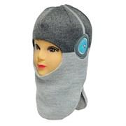 Milli шлем модель Наушники, на утеплителе  (на 2 года) зима