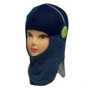 Milli шлем модель Наушники, на утеплителе  (на 6 лет)