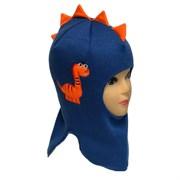 Milli шлем модель Дракоша,на утеплителе  (на 4 года)