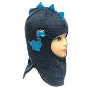 Milli шлем модель Дракоша,на утеплителе  (на 6 лет)