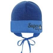 GRANS шапка Ku 516 вязаная, подклад хлопок (р.48-50)