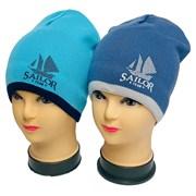 Barbaras модель BA 292/00 шапка одинарная вязка  (р.50-52)