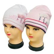Barbaras модель BM 190/0 шапка одинарная вязка  (р.50-52)