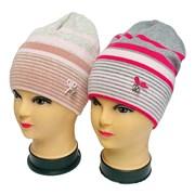Barbaras модель UA 825/00 шапка одинарная вязка(р.52-54)