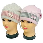 Barbaras модель UA 942/00 шапка одинарная вязка (р.52-54)