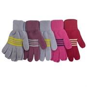 Теплыши перчатки TG-121 одинарная вязка (размер 15)
