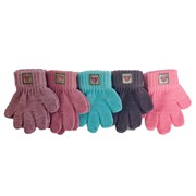 Теплыши перчатки TG-407 одинарная вязка (размер 12)