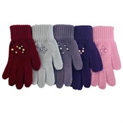 Теплыши перчатки TG-118 одинарная вязка (размер 15)