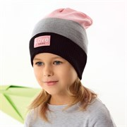 .AJS шапка 42-164 одинарная вязка (р.52-54)