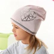 .AJS шапка 42-143 одинарная вязка (р.52-54)