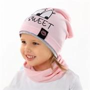 .AJS шапка 42-093 одинарный трикотаж (р.48-50, 52-54)