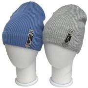 LAMIR шапка Look вязаная, подклад хлопок (р.54-56)