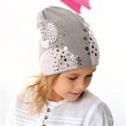 .AJS шапка 42-159 одинарная вязка (р.54-56)