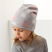 .AJS шапка 42-142 одинарная вязка (р.54-56)
