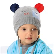 .AJS шапка 42-024 одинарная вязка  (р.40-42)