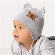 .AJS шапка 42-026 одинарный трикотаж (р.36-38, 40-42, 44-46)