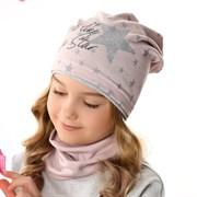 .AJS шапка 42-114 одинарный трикотаж (р.48-50, 52-54)