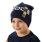 .AJS шапка 42-204 двойной трикотаж (р.48-50, 52-54)