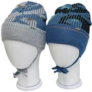 LAMIR шапка Mайкл вязаная, подклад хлопок (р.50-52)