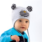 .AJS шапка 42-094 двойной трикотаж (р. 44-46, 48-50, 52-54)