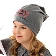 .AJS шапка 42-136 одинарный трикотаж (р.48-50, 52-54)