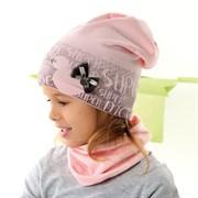 .AJS шапка 42-139 одинарный трикотаж (р.48-50, 52-54)