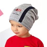 .AJS шапка 42-110 одинарный трикотаж (р.44-46, 48-50, 52-54)