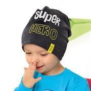 .AJS шапка 42-112 одинарный трикотаж (р.48-50, 52-54)