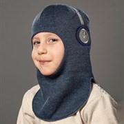 Milli шлем модель Наушник, на хлопке (на 4 года) демисезонный