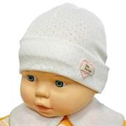 Milli шапка Hello NY одинарная тонкая вязка (р.42-44)