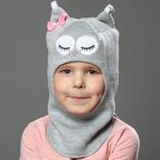 Milli шлем модель Софья, на хлопке (на 4 года) демисезонный